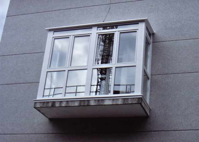 Cerramientos De Balcones Carpinteria Metalica Urbi Sl - Balcones-aluminio
