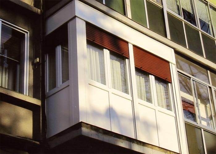 Cerramientos de balcones carpinteria metalica urbi s l carpinteria metalica urbi s l - Cerramientos de balcones ...
