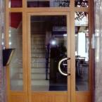 Puertas de portal.
